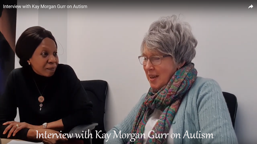 Interview with Kay Morgan Gurr on Autism