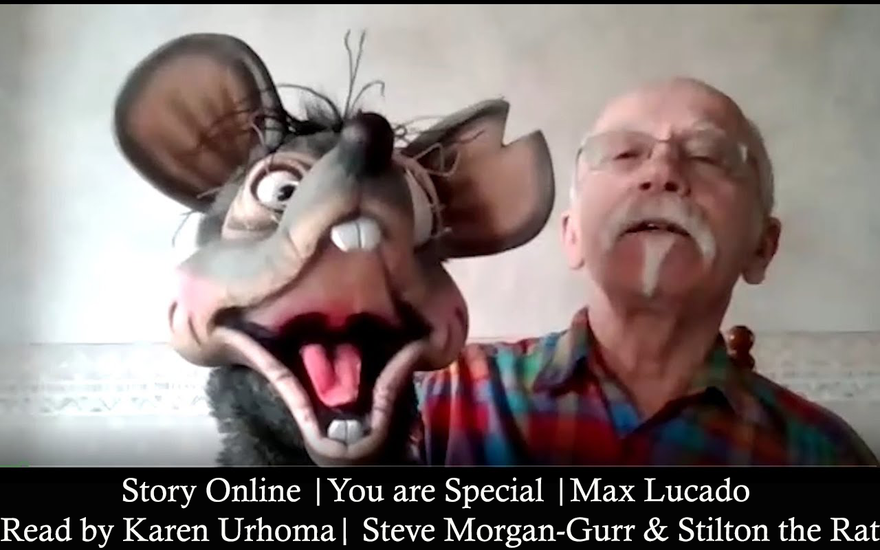 Story Online | You are Special | Max Lucado | Read by Karen Urhoma | Steve Morgan-Gurr & Stilton